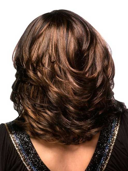 Featured Photo of Medium Feathered Haircuts For Thick Hair
