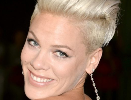 Latest Celebrity Hairstyles   Hairstylo Pertaining To Funky Pink Mohawk Hairstyles (View 17 of 25)