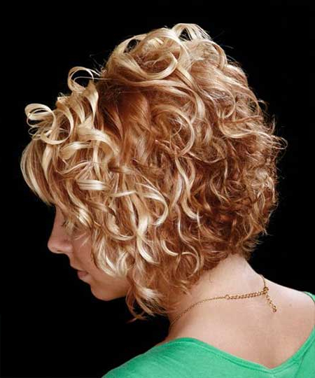 Layered Bob Haircuts For Curly Hair – Leymatson Throughout Recent Curly Layered Bob Hairstyles (View 13 of 25)