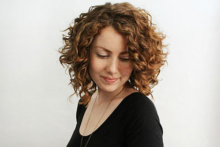 Layered Bob Haircuts For Curly Hair – Leymatson Within Most Recently Curly Layered Bob Hairstyles (View 8 of 25)