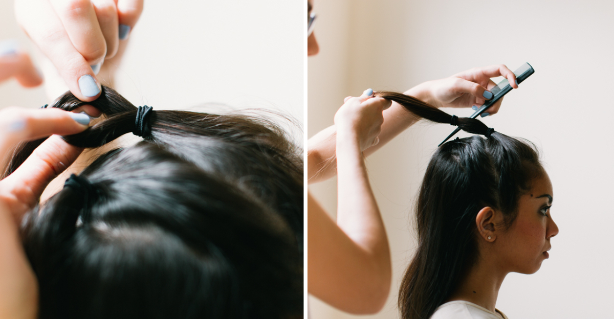 Learn To Do A Feminine And Edgy Fauxhawk Faux Braid – Verily Inside Lobster Tail Faux Hawk Hairstyles (View 25 of 25)