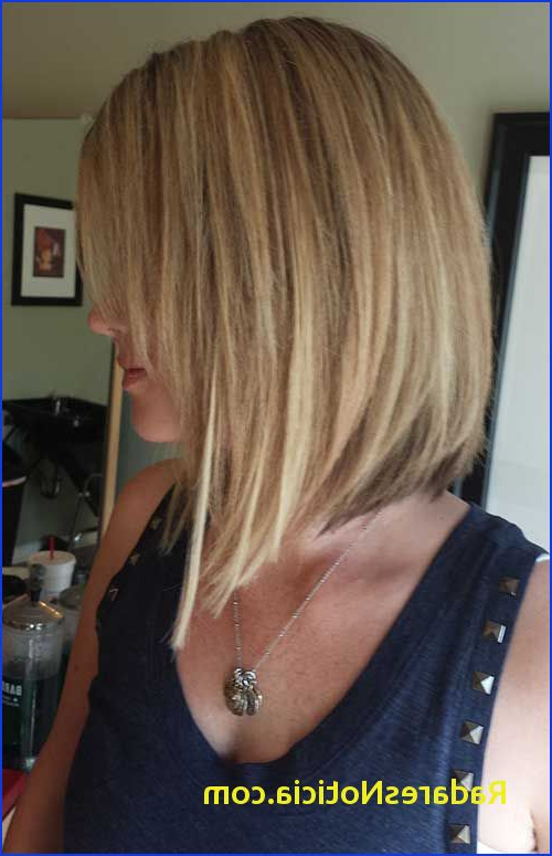 Long Angled Bob With Layers 25 Short Layered Bob Hairstyles Throughout Newest Long Angled Bob Hairstyles With Chopped Layers (View 22 of 25)