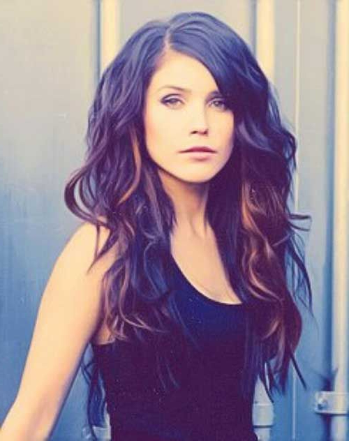 Long Layered Thick Wavy Hair | Hair Ideas In 2018 | Pinterest | Hair Within Most Recently Layered Haircuts For Thick Wavy Hair (View 22 of 25)