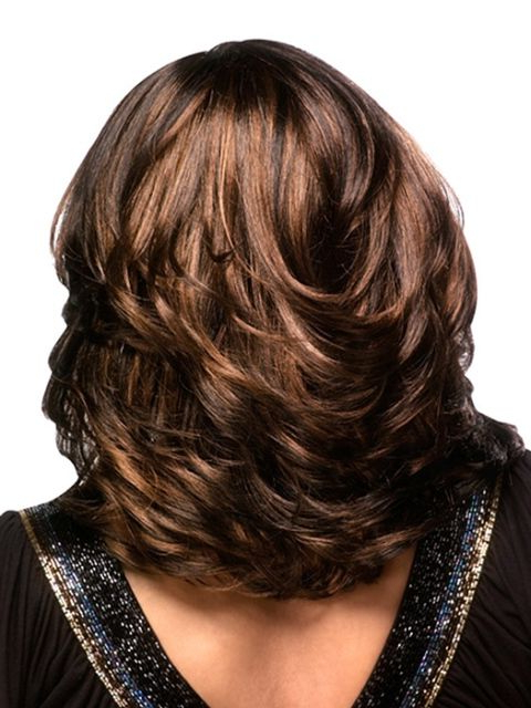 Love Layered Hair: These 17 Medium Layered Hairstyles Will Wow You Throughout Recent Mid Length Two Tier Haircuts For Thick Hair (View 5 of 25)