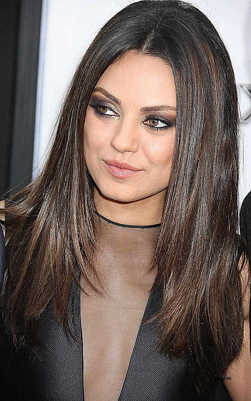 Medium Length Hair : Middle Part Medium Length Hairstyles Fresh 100 Throughout Current Middle Part And Medium Length Hairstyles (View 24 of 25)