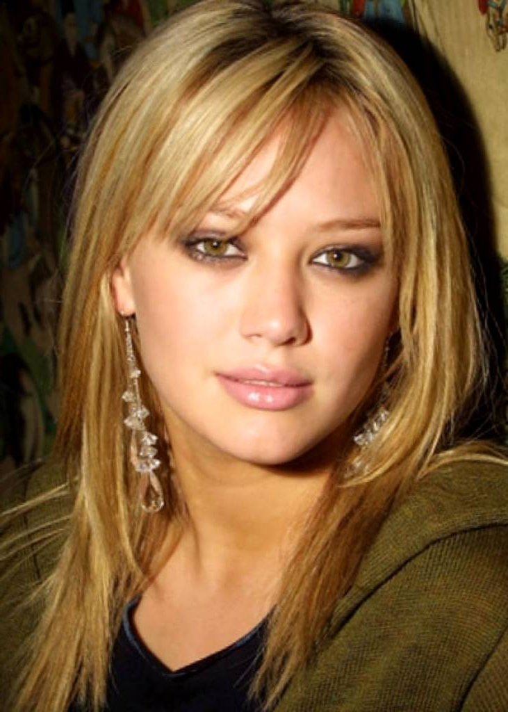 Medium Length Haircuts With Side Swept Bangs And Layers – (View 20 of 25)