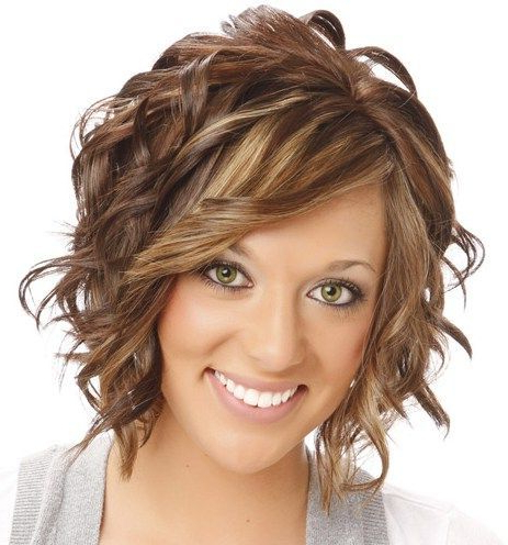Medium Messy Hairstyles For Women | Medium Hairstyles For Women Regarding Latest Medium Messy Feathered Haircuts (View 4 of 25)
