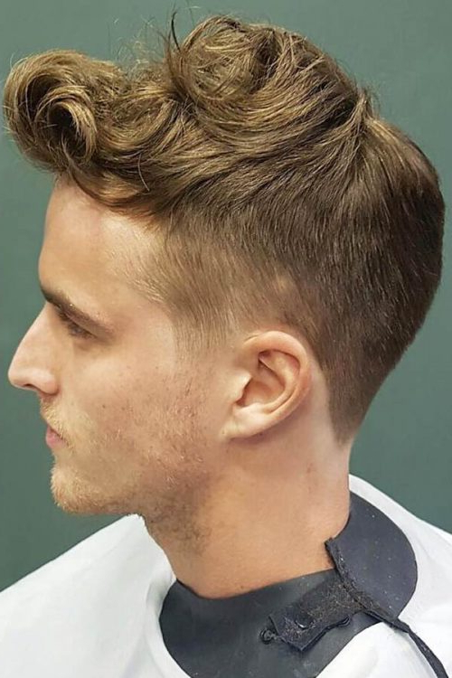 Meet The Versatile Variations Of The Daring Mohawk Haircut Pertaining To Versatile Mohawk Hairstyles (View 13 of 25)