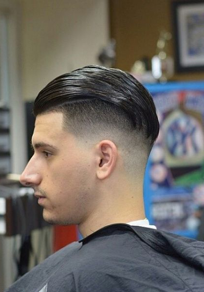 Men's Hair, Haircuts, Fade Haircuts, Short, Medium, Long, Buzzed In Long Platinum Mohawk Hairstyles With Faded Sides (View 20 of 25)