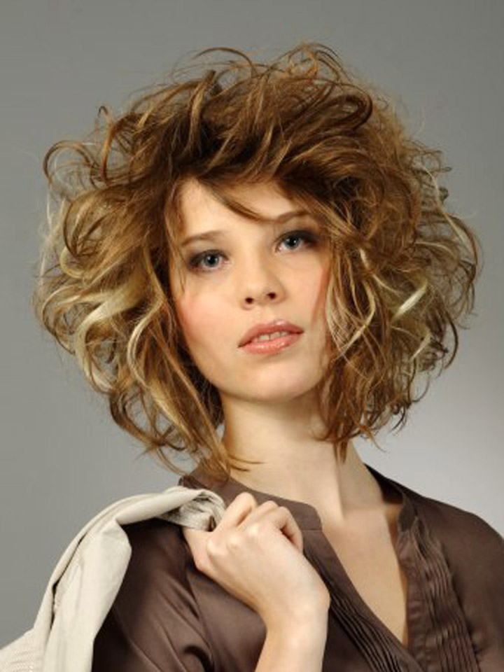 Messy Curly Hairstyles – The Xerxes With Regard To Most Current Medium Messy Curly Haircuts (View 11 of 25)