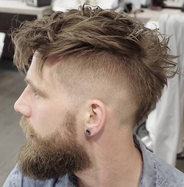 Messy Mohawk | Marty's Men Hairstyles | Pinterest | Hair Styles Throughout The Pixie Slash Mohawk Hairstyles (View 6 of 25)