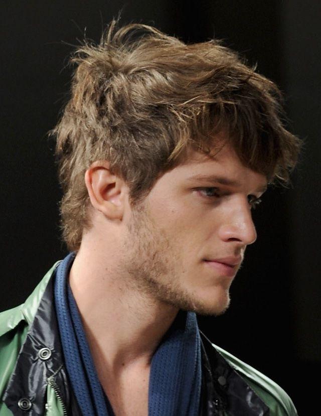 Messy Yet Stylish Hairstyles For Men: Bedhead Hair | Jordans Hair Regarding Bed Head Honey Mohawk Hairstyles (View 14 of 25)