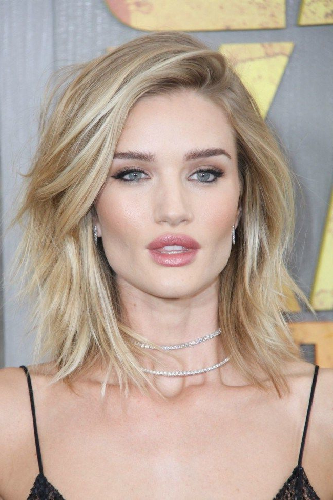 Mid Length Hair With Layers – Hair World Magazine With Latest Shoulder Length Hairstyles With Long Swoopy Layers (View 9 of 25)