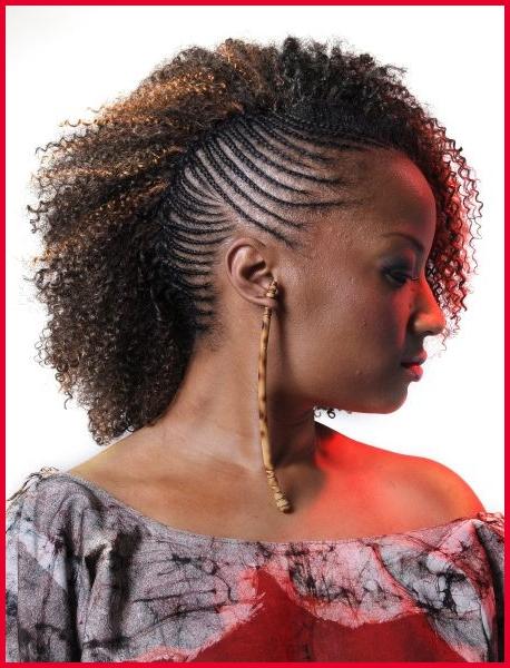 Mohawk Braid Hairstyles, Black Braided Mohawk Hairstyles With Regard To Braided Mohawk Haircuts (View 11 of 25)