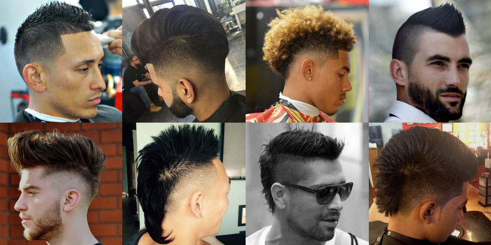 Mohawk Fade Haircut 2019 | Men's Haircuts + Hairstyles 2019 Inside Silvery White Mohawk Hairstyles (View 18 of 25)