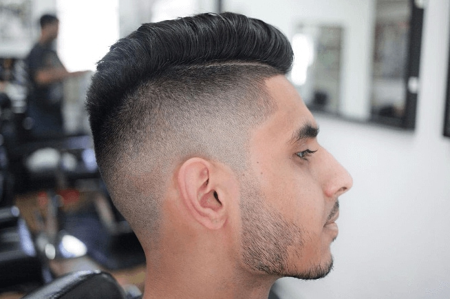 Mohawk Hairstyle For Men: 17 Cool Styles To Inspire Your Next Look With Regard To Barely There Mohawk Hairstyles (View 4 of 25)