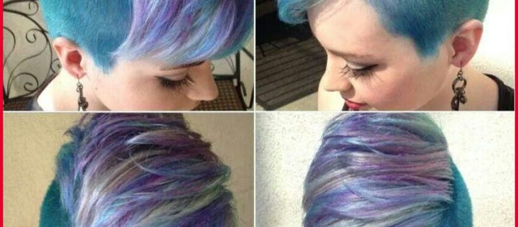 Mohawk Hairstyle Images Archives – Thebeautybeam Inside Pink And Purple Mohawk Hairstyles (View 23 of 25)