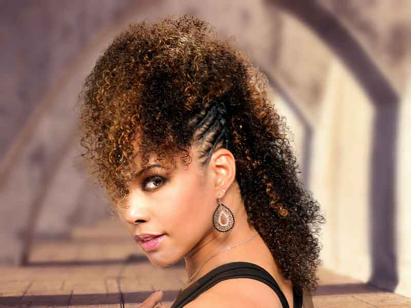 Mohawk Hairstyles • Universal Salons Hairstyle And Hair Salon Galleries In Twist Curl Mohawk Hairstyles (View 22 of 25)
