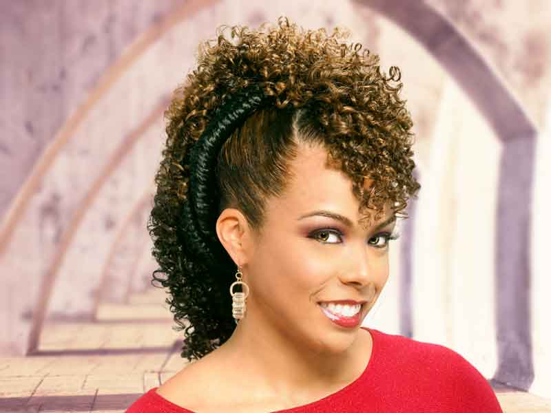 Mohawk Hairstyles Gallery Archives • Universal Salons Hairstyle And Inside Lobster Tail Faux Hawk Hairstyles (View 19 of 25)