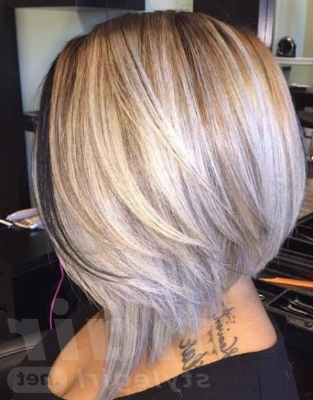 Most Hottest A Line Bob Hairstyles | Hair Style With Regard To Newest Bob Haircuts With Symmetrical Swoopy Layers (View 10 of 25)
