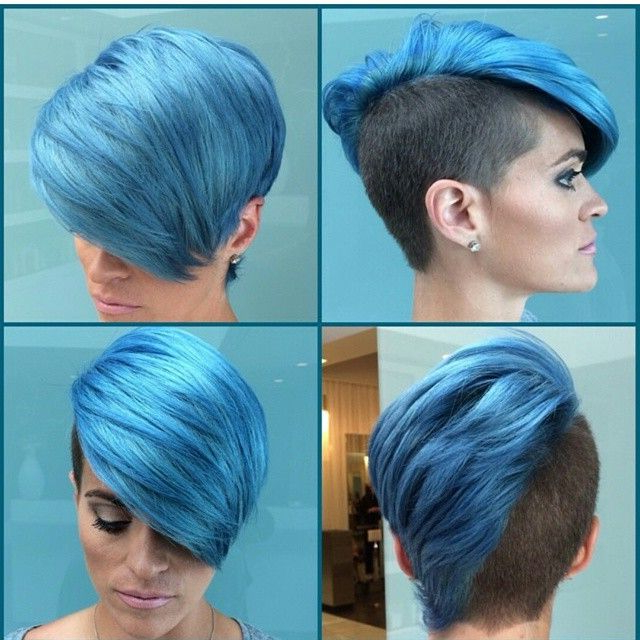 Not This Color But Thinking Red. Also My Hair In The Back Is Not As within Steel Colored Mohawk Hairstyles