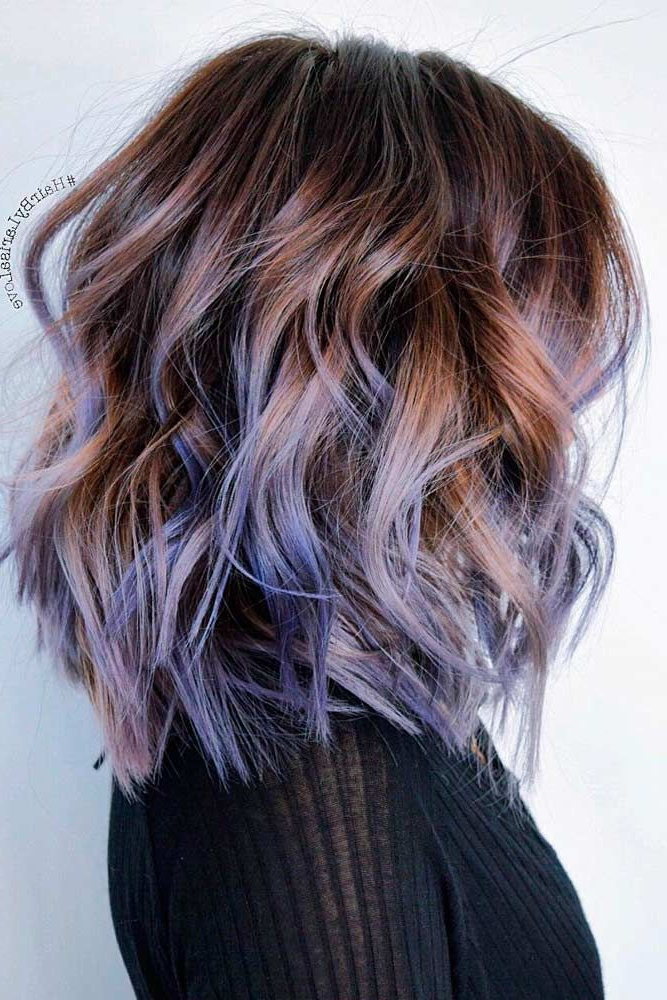 Outstanding Light Ash Blonde Hair Color Best Of Ombre Hair Color For in Most Recently Ash Blonde Bob Hairstyles With Light Long Layers