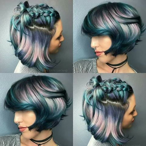 Petercoppola #hairinspo #hairstyles | Interiors | Pinterest | Hair In Holograph Hawk Hairstyles (View 25 of 25)
