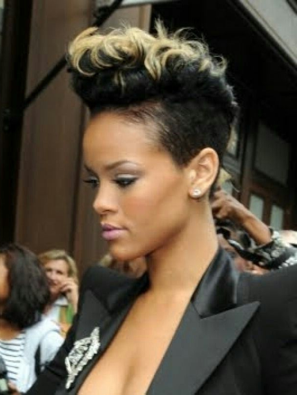 Rihanna Baddest Style (View 9 of 25)