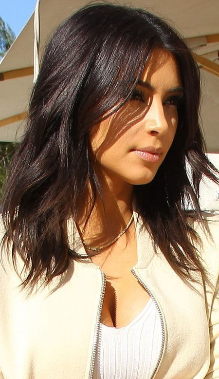 Shag Layered Haircuts   Hairstyles For Women 2019, Haircuts For Long Intended For Recent Medium Layered Wavy Haircuts (View 24 of 25)