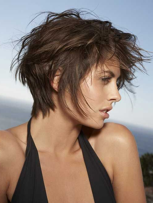 Short Bed Head Hairstyles | Haircuts | Pinterest | Short Hair Styles For Recent Medium Length Bedhead Hairstyles (View 15 of 25)
