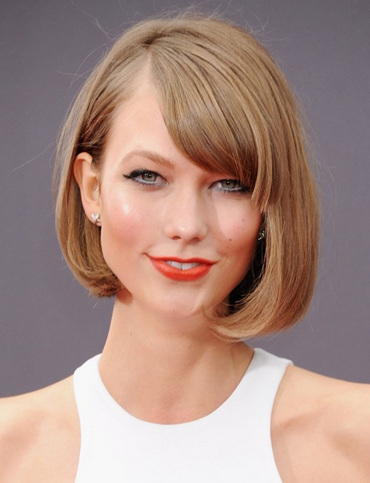 Short Bob Haircuts: 20+ Hottest Bob Hairstyles 2019 – Pretty Designs Inside Most Current Perfect Layered Blonde Bob Hairstyles With Bangs (View 7 of 25)