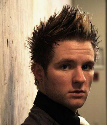 Short Spikey Hairstyles With Different Style For Men, Short Spikey Within Spikey Mohawk Hairstyles (View 10 of 25)