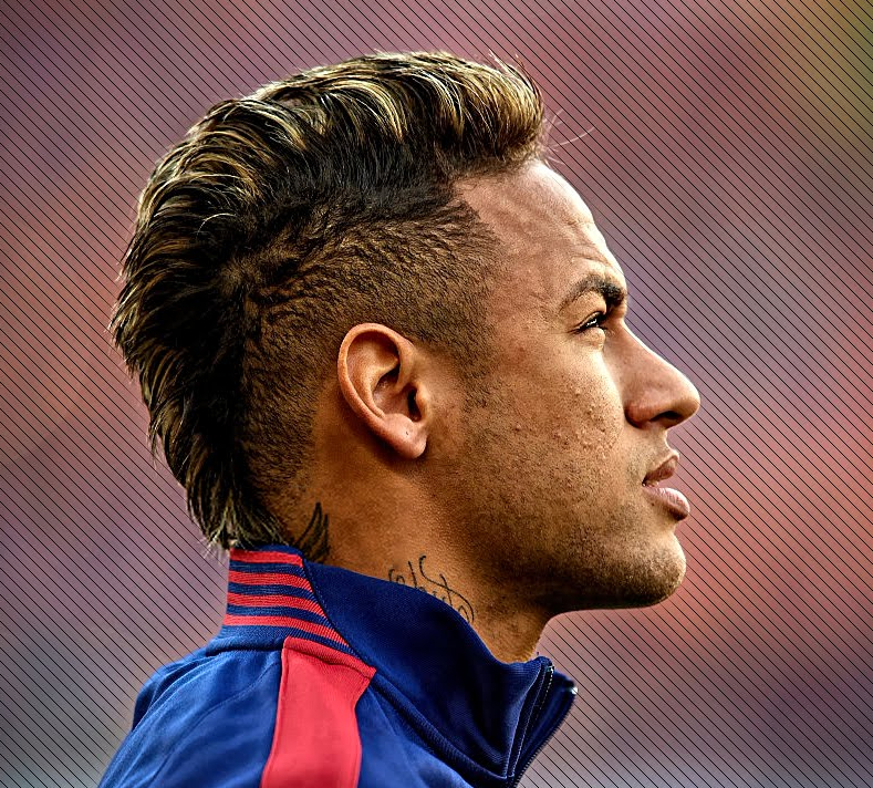Soccer Haircuts: 30 Awesome Soccer Player's Haircuts Regarding Mohawk Haircuts With Blonde Highlights (View 11 of 25)