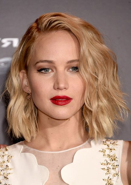 Teased Waves | Short Hairstyles | Pinterest | Hair, Jennifer Intended For Newest Choppy Waves Hairstyles (View 12 of 25)