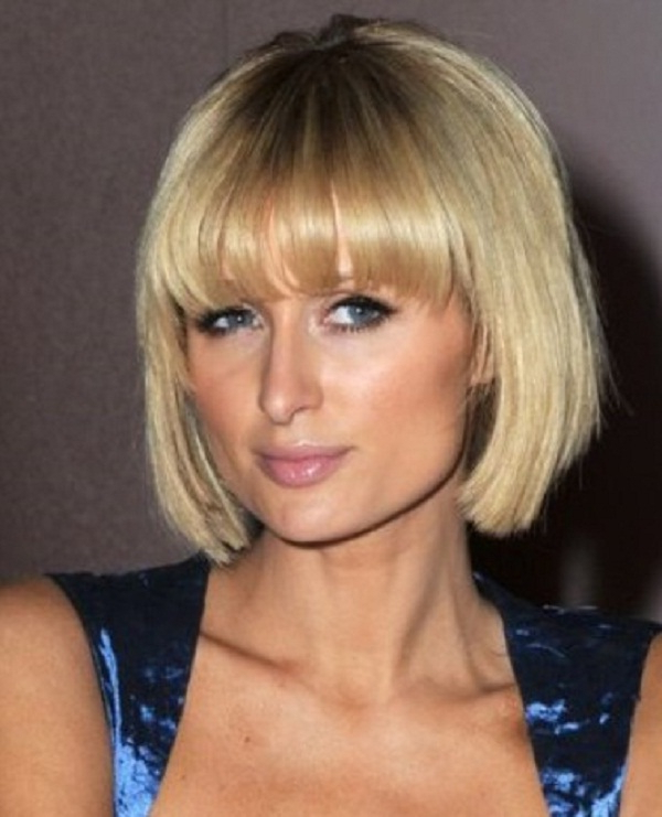 The Best Bangs For A Short Forehead – Hair World Magazine In 2018 Perfect Layered Blonde Bob Hairstyles With Bangs (View 6 of 25)