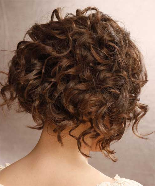 The Best Bob Haircut For Curly Hair – Hair World Magazine Within Most Popular Swoopy Layers Hairstyles For Voluminous And Dynamic Hair (View 19 of 25)