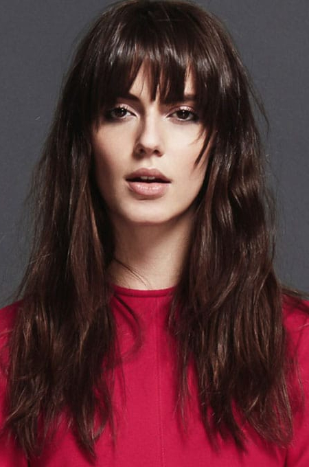 The Best Hairstyles For Women With Thin Hair – The Trend Spotter For Most Recently Choppy Waves Hairstyles (View 25 of 25)