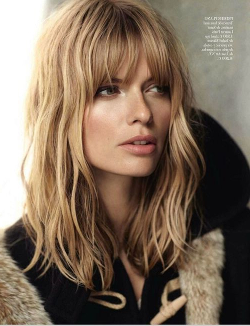 The Best Lob Haircut Ideas – Hair World Magazine Within Newest Long Layers For Messy Lob Hairstyles (View 10 of 25)