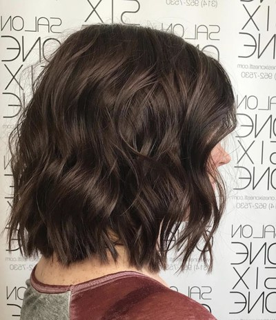 The Most Popular Haircuts For 2018 – Glamour Regarding Most Current V Cut Layers Hairstyles For Thick Hair (View 23 of 25)