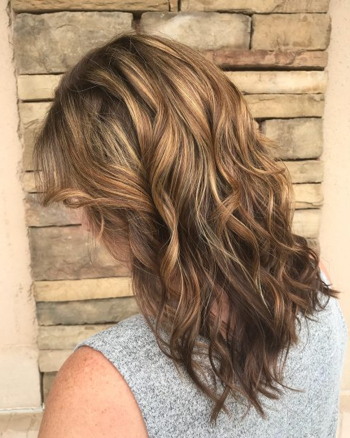 These Are The 7 Best Haircuts For Thin Hair In 2019 In Latest Swoopy Layers Hairstyles For Voluminous And Dynamic Hair (View 5 of 25)