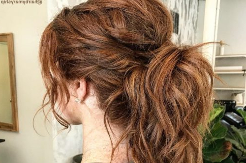 These Are The 7 Best Haircuts For Thin Hair In 2019 With Regard To Recent Swoopy Layers Hairstyles For Voluminous And Dynamic Hair (View 17 of 25)