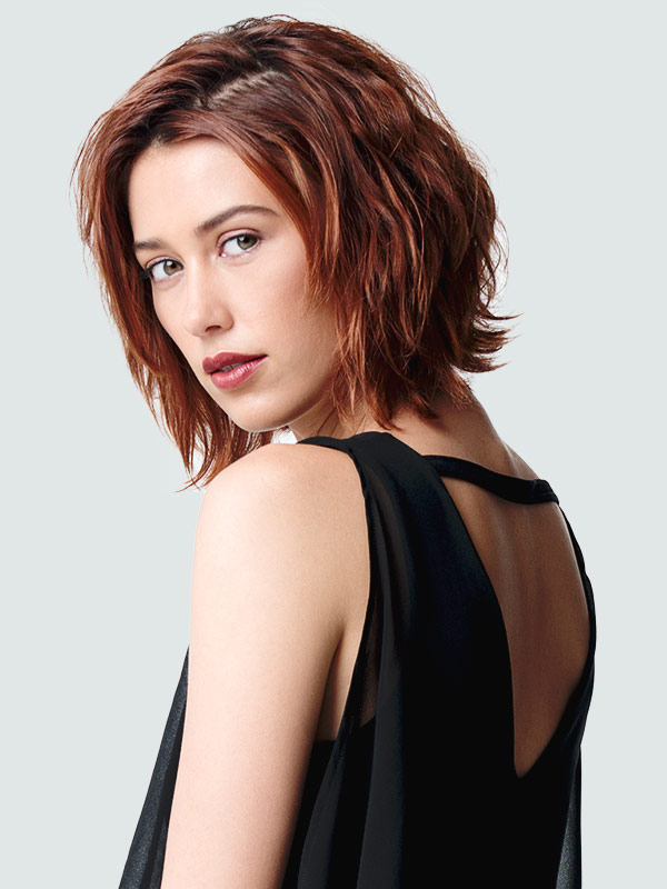 Tousled Bob | Regis Salons Within Most Recent Layered Tousled Bob Hairstyles (View 19 of 25)