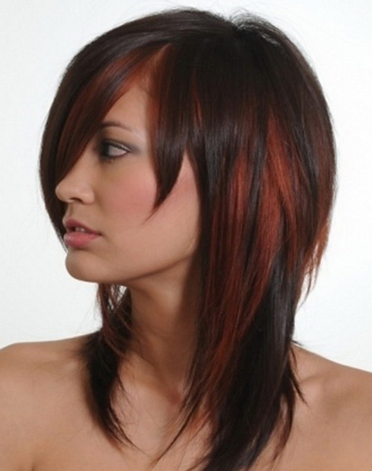 Trendy Cascade Haircuts For Medium Length Hair 2019 (100 Pictures Inside Most Recently Medium Length Cascade Hairstyles (View 22 of 25)