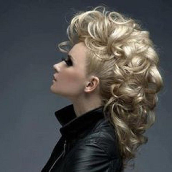Updo For Long Hair Mohawk   Women Hairstyles Ideas   Hairstyles Fans Regarding Cool Mohawk Updo Hairstyles (View 7 of 25)