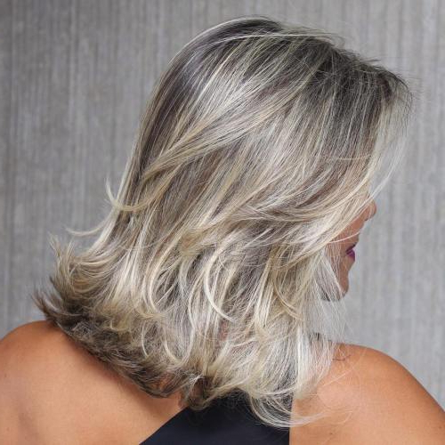 What Is A Lob And Should You Get One? – Hair World Magazine In Latest Long Bob Hairstyles With Flipped Layered Ends (View 17 of 25)