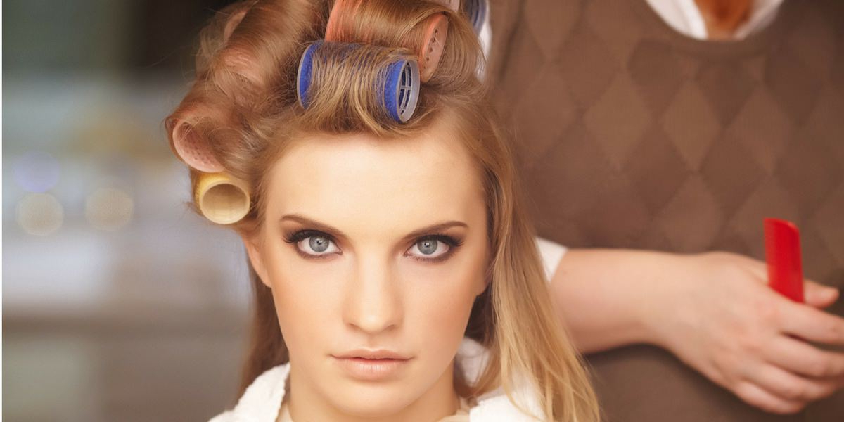 10 Best Hair Rollers For 2019 Inside Large Hair Rollers Bridal Hairstyles (View 16 of 25)