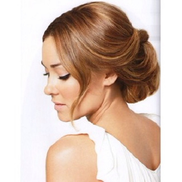 10 Bridal Hairstyle Ideas For Fine Hair – Hair World Magazine Within Sleek And Simple Wedding Hairstyles (View 24 of 25)
