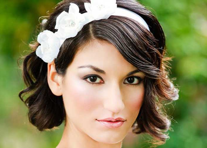 100 Beautiful Hairstyles For Brides – Hairstyles & Haircuts For Men In Curled Bridal Hairstyles With Tendrils (View 23 of 25)