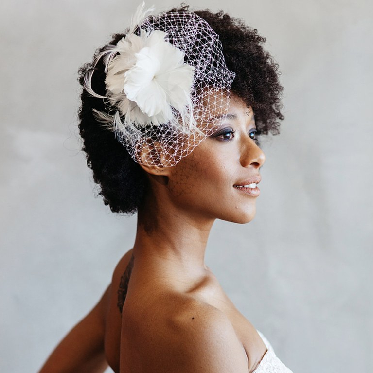 19 Wedding Hair Accessories For Every Type Of Bride   Brides Regarding Accessorized Undone Waves Bridal Hairstyles (View 14 of 25)