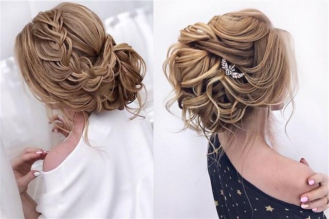 20 Best Formal / Wedding Hairstyles To Copy In 2019   Deer Pearl Flowers Throughout Formal Bridal Hairstyles With Volume (View 5 of 25)